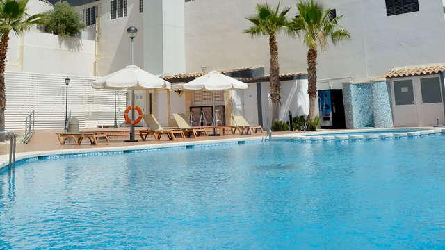 Vacances à El Campello : petit-déjeuner, parking et cava à quelques mètres de la plage (àpd 3 nuits)