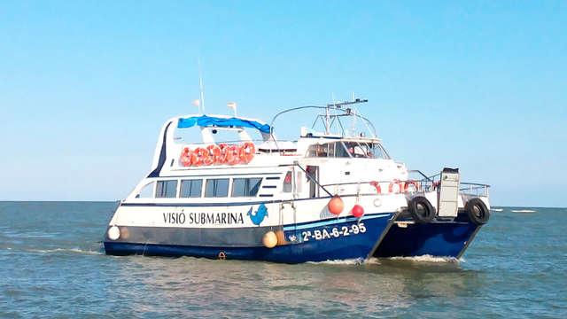 Escapada con crucero en el Delta del Ebro y con cena