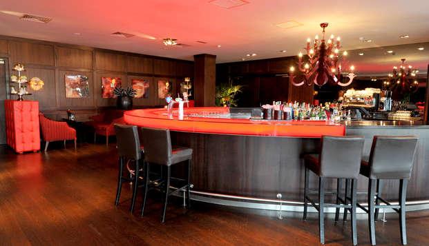 Van der Valk Hotel Den Haag - Nootdorp - Bar