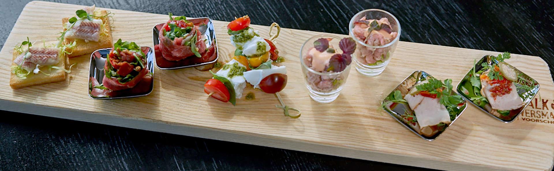 Luxe et gastronomie près de la Haye (à partir de 2 nuits)