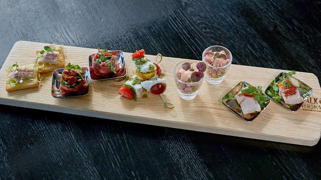 Culinaire hoogstandjes en luxe dichtbij Den Haag (vanaf 2 nachten)