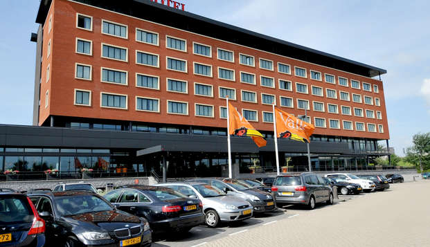 Van der Valk Hotel Den Haag - Nootdorp - Front
