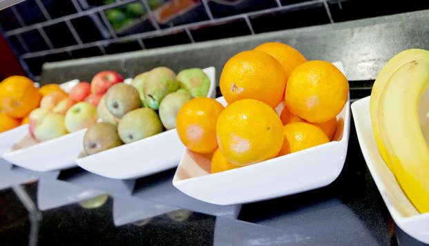Van der Valk Hotel Den Haag - Nootdorp - Fruit