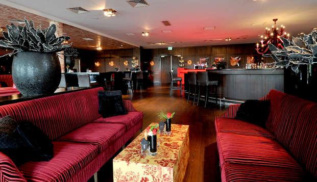 Van der Valk Hotel Den Haag - Nootdorp - Lounge