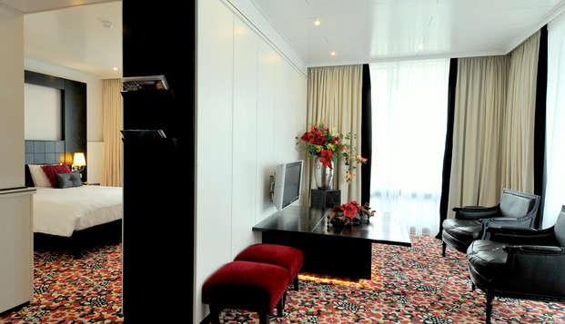 Van der Valk Hotel Den Haag - Nootdorp - Room