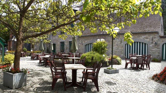 Romantisch uitje in Dinant, in de Belgische Ardennen