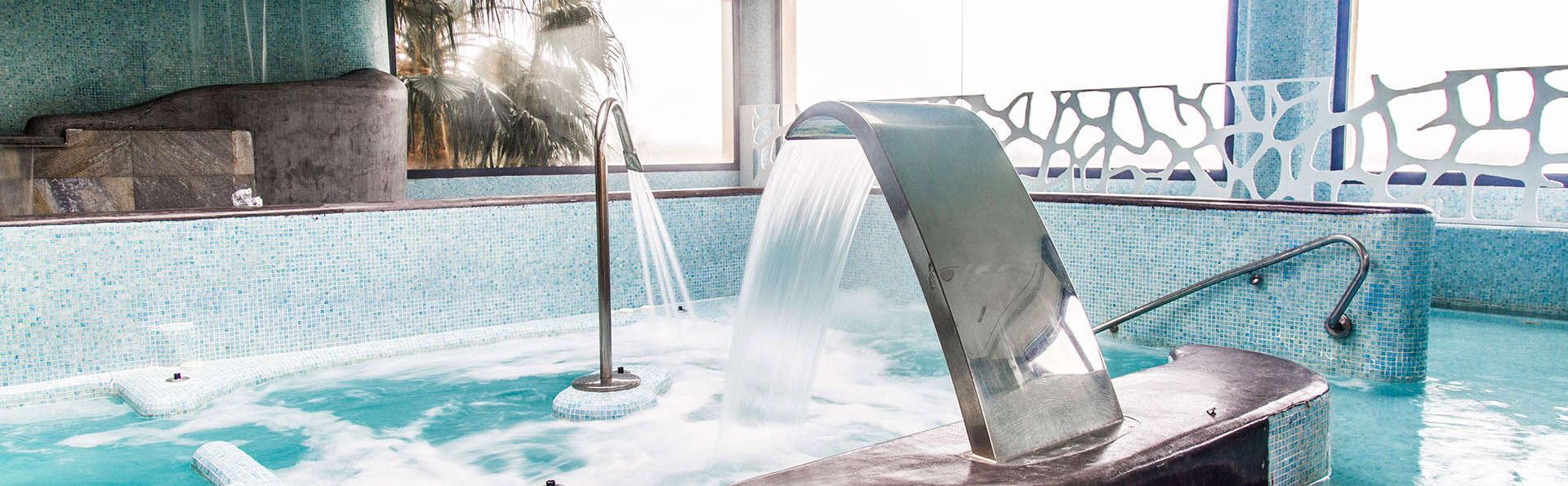 SPA LOVERS: masaje con esencias y acceso al spa en Vera, Almería (2 noches)