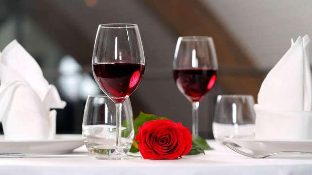 San Valentín de relax con cena romántica y tratamientos en el Balneario de Archena