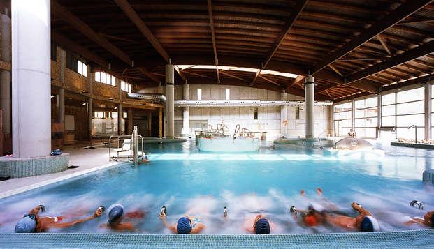 Escapada en Media pensión en el Balneario de Archena con acceso a Piscinas termales (desde 3 noches)