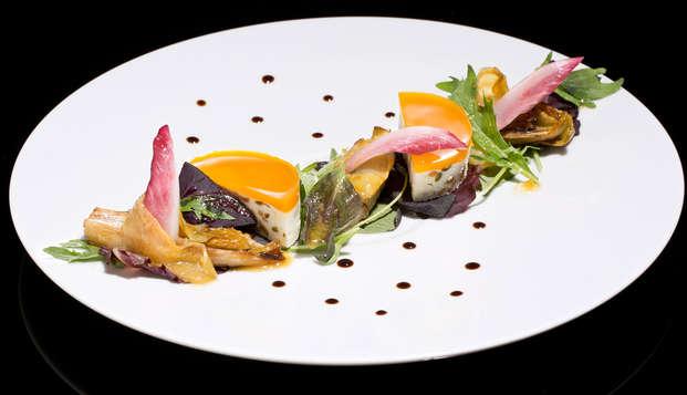 Escapade gourmande avec dîner dans la Vallée de la Loire