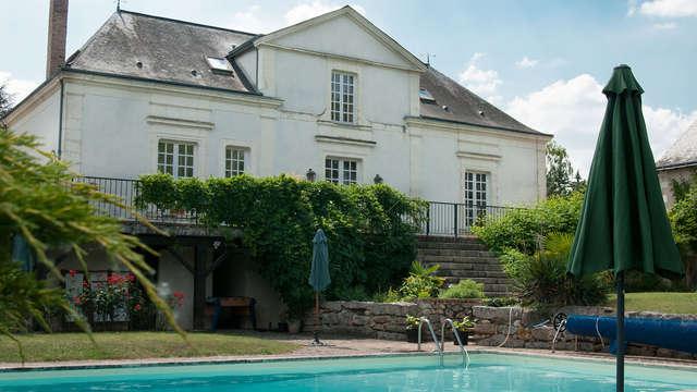 Hotel The Originals Domaine de la Courbe ex Relais du Silence
