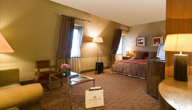Warwick Brussels - Deluxe Room