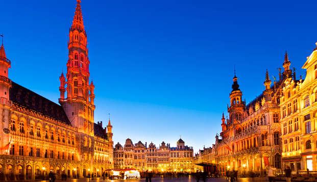 Warwick Brussels - destino