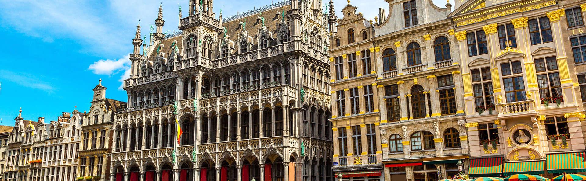Escapade de luxe à Bruxelles