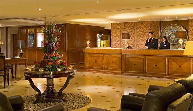 Warwick Brussels - Lobby