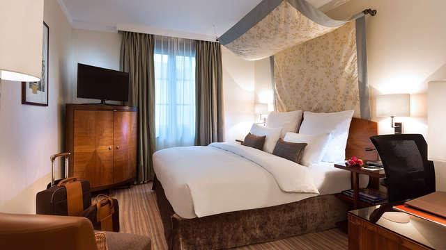 Vivete il lusso nel cuore di un hotel a cinque stelle a Bruxelles