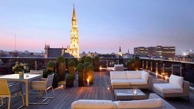 Estancia de lujo en Bruselas (desde 2 noches)