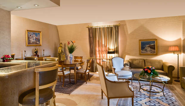 Warwick Brussels - Royal Suite