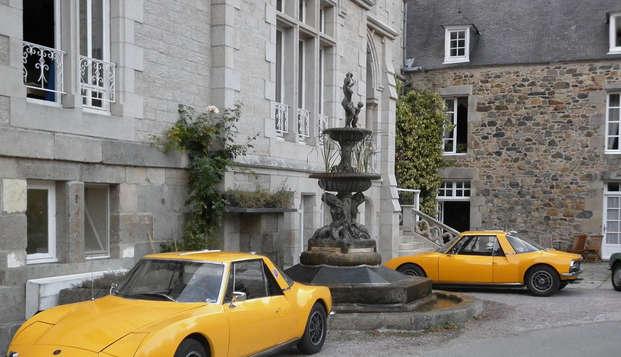 Chateau du Val - front g