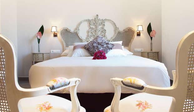 Sant Pere del Bosc hotel spa - africa room