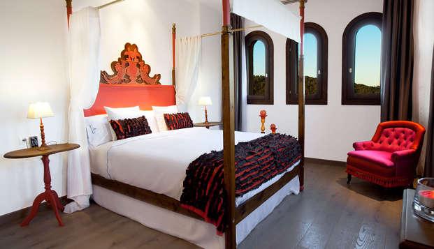 Sant Pere del Bosc hotel spa - coralrr