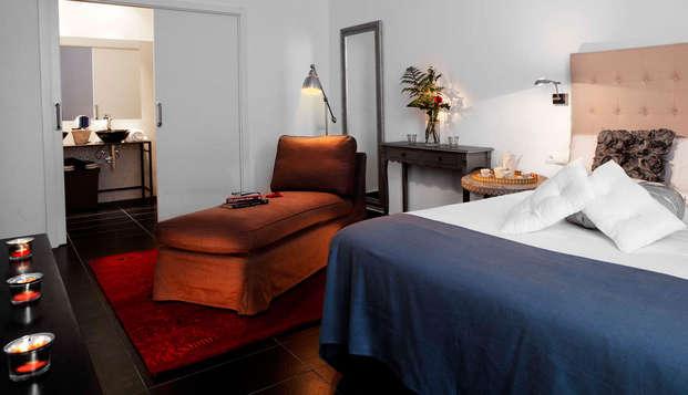 Sant Pere del Bosc hotel spa - edurne room