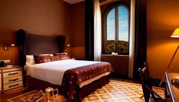 Sant Pere del Bosc hotel spa - fossey room