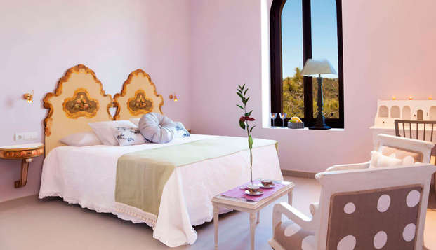 Sant Pere del Bosc hotel spa - hab amelie