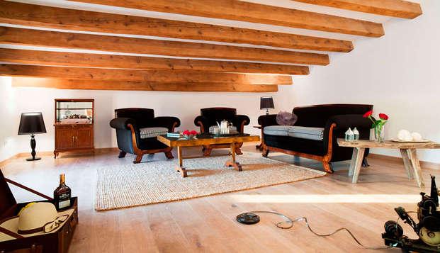 Sant Pere del Bosc hotel spa - habana room