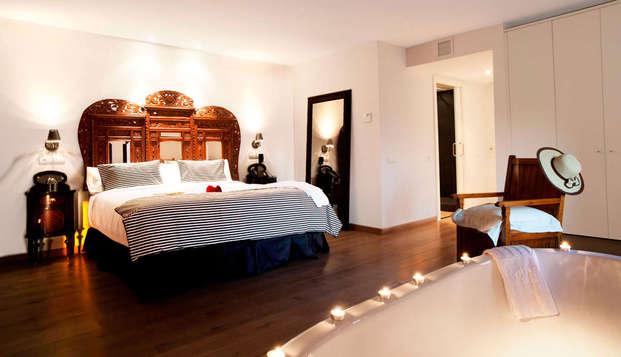 Sant Pere del Bosc hotel spa - havana room