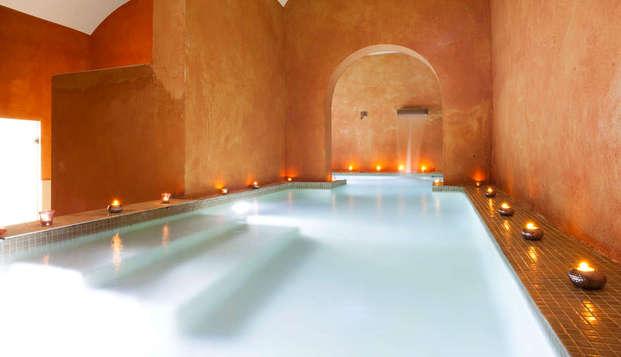 Experiencia de lujo: relájate en el parador de la Costa Brava y disfruta de la sesión de spa