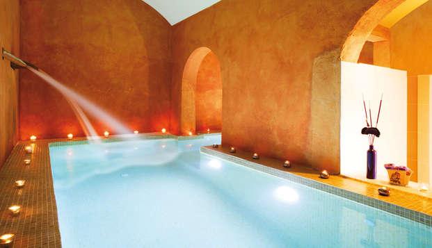 Vive una experiencia relajante única en parador 5* en la Costa Brava, con sesión de spa y masaje