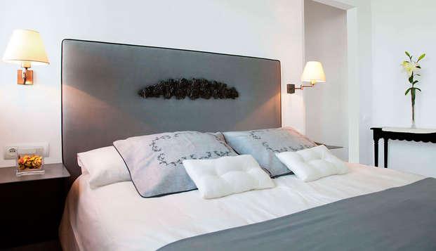 Sant Pere del Bosc hotel spa - silver room