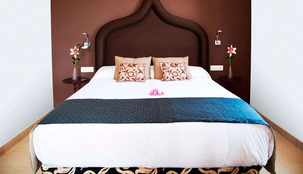Sant Pere del Bosc hotel spa - room