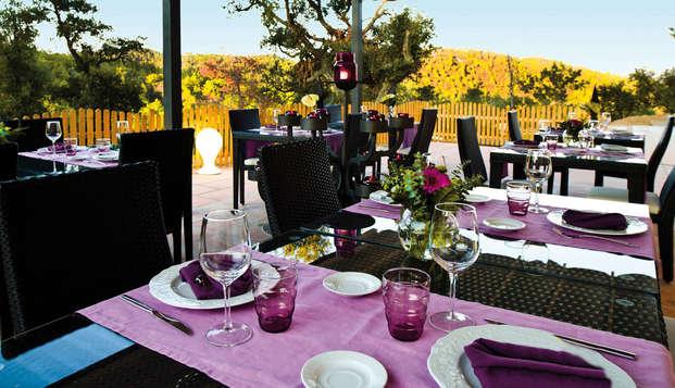 Sant Pere del Bosc hotel spa - restaurant