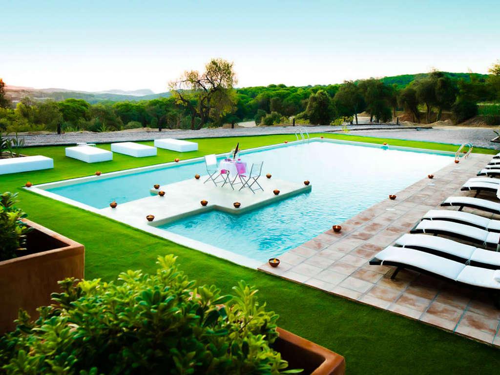 Séjour Lloret-de-mar - Pour les amoureux : dîner, spa, décoration romantique et bains à remous dans la chambre  - 5*
