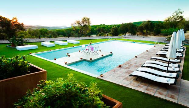 Sant Pere del Bosc hotel spa - pool