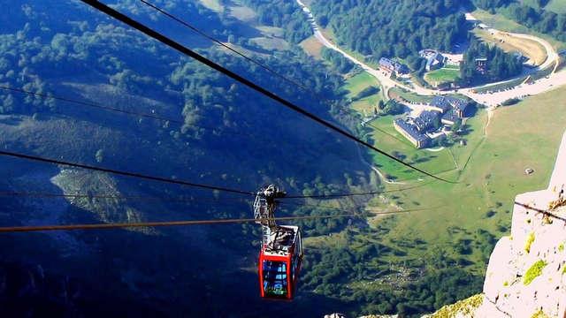 Escapada en Los Picos de Europa con acceso al Teleférico de Fuente Dé