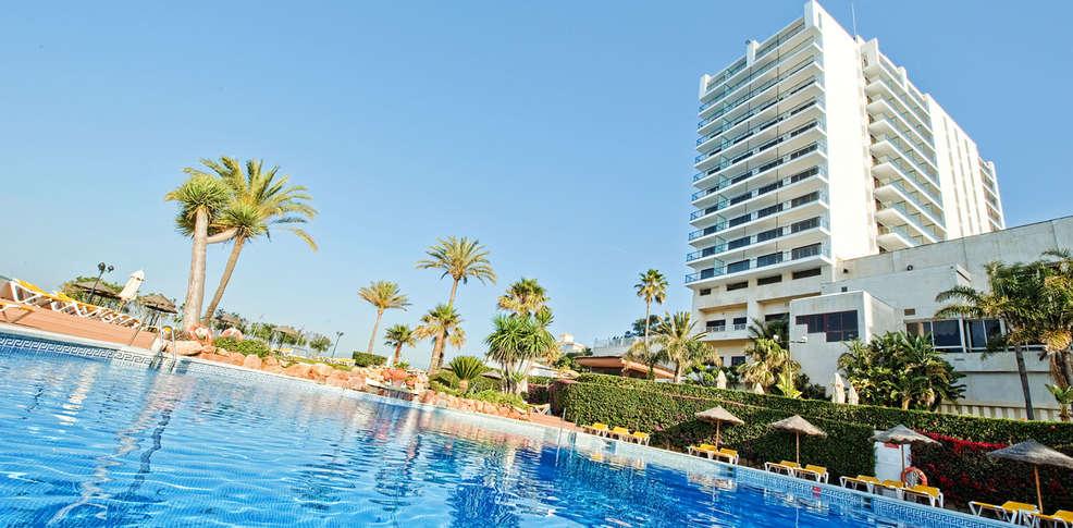 Hotel thb torrequebrada 4 benalm dena costa espagne for Reservation hotel en espagne gratuit