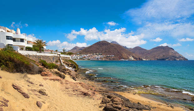 Relaxation avec dîner et spa : découvrez la nature de Cabo de Gata, en Andalousie