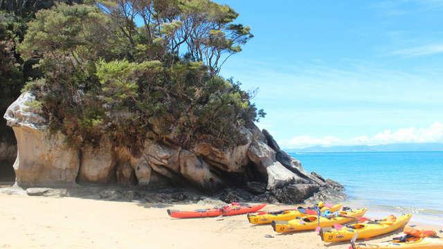 Avontuurvakantie: Plezier met route per kajak aan de Costa del Sol
