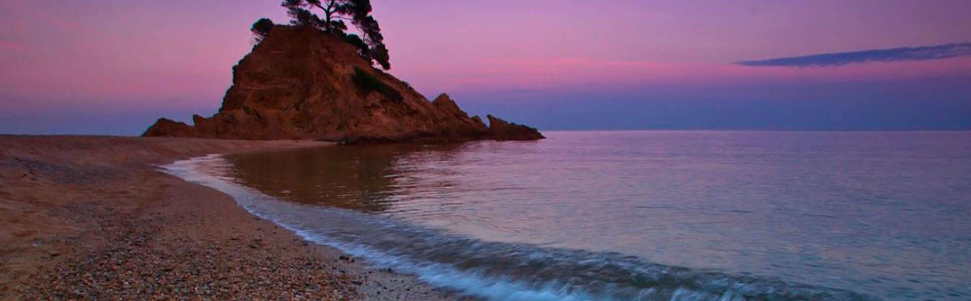 Escapade avec spa : détendez-vous entre les criques de la Costa Bra