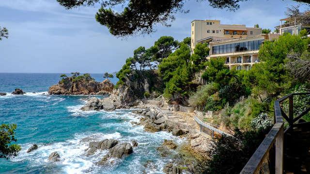 Hotel Cap Roig - view