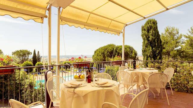 Delicias y sabores tradicionales de la Toscana