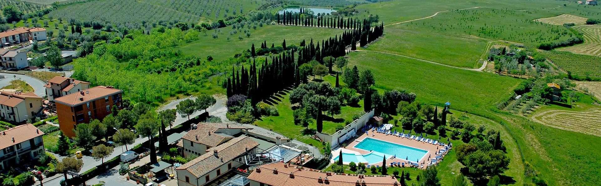 Weekend tra le colline toscane alle porte di Montalcino