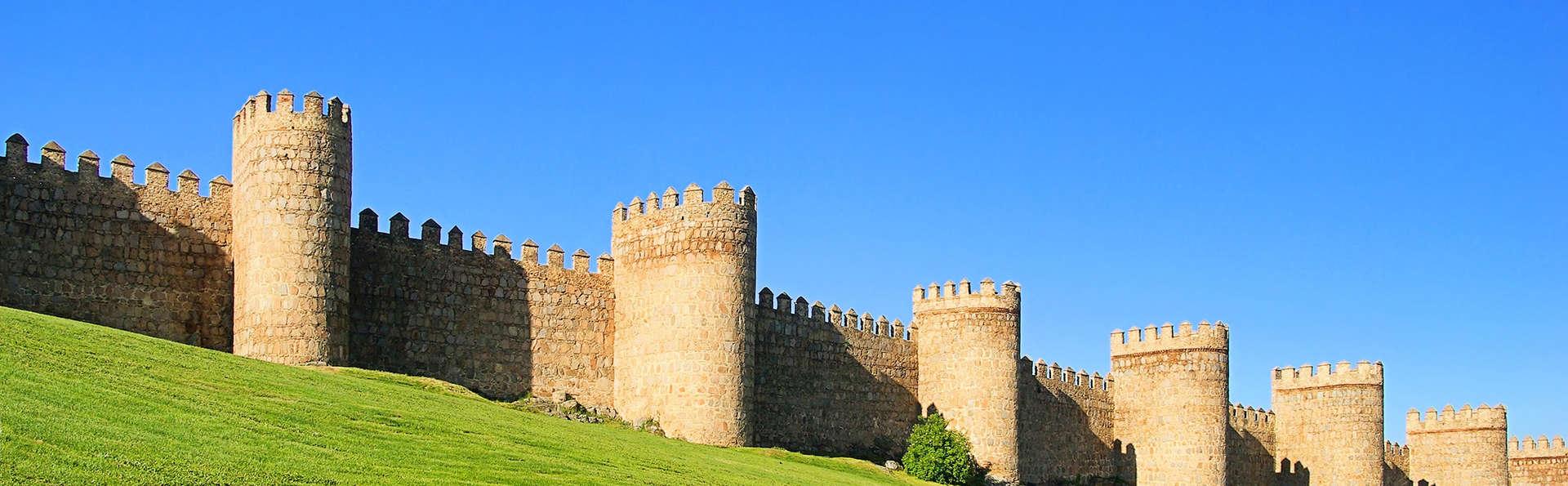 Découvrez Ávila et sa délicieuse gastronomie (à partir de 2 nuits)