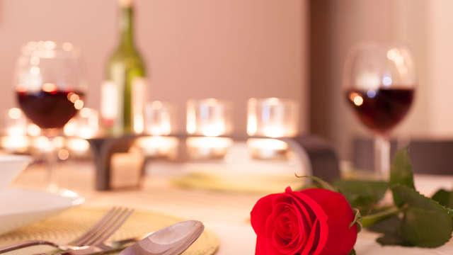 Déjate cuidar y relájate en Murcia con cena, cava, acceso al spa y masaje relajante (desde 2 noches)