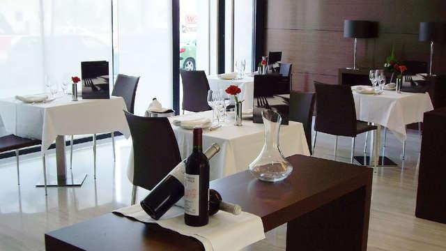 Escapade romantique à Murcie avec dîner et spa inclus