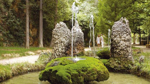 Découvrez Saragosse en demi-pension avec accès au spa