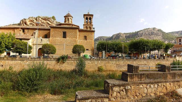 Escapada con circuito termal en Alhama de Aragón (2 noches)